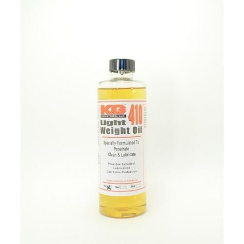 KG Industries KG-410 Light Weight Oil, 8oz?>