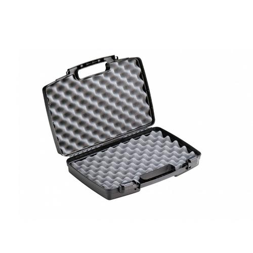 "Flambeau Safe Shot Pistol Case, 14"", Black, 6450SC?>"