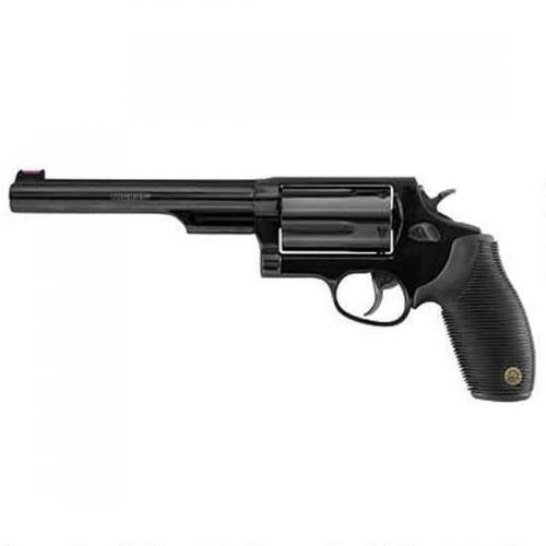 "Taurus Judge Model 4510 Revolver .45 Long Colt and .410 Bore 6.5"" Barrel 5 Rounds Black Ribber Grip Blued Finish 2-441061T?>"