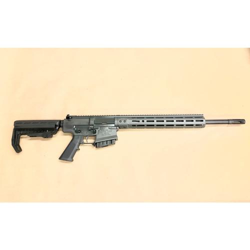 "Black Creek Labs BCL102 Gen3 Semi-Auto Rifle, 308 Win., 5 Rounds, 18.6"" Barrel, Black?>"
