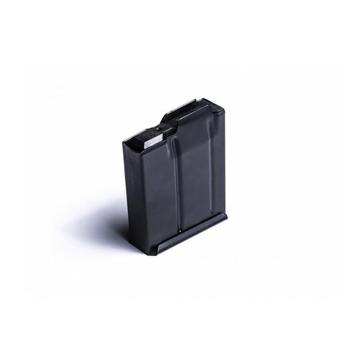 MDT Metal Magazine Short Action .308 / 6.5 Creedmoor Black 10 Rounds, with Binder Plate 102013-BLK?>