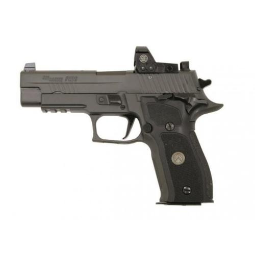 "SIG Sauer P226 Legion SAO RX Semi-Auto Pistol, 9mm, 4.4"" Barrel, Romeo1 Reflex Sight 226R-9-LEGION-SAO-RX?>"