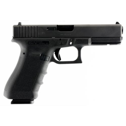"Glock 17 Gen3 RTF Semi-Auto Pistol, 9mm, 4.48"" Barrel, PT1750201?>"