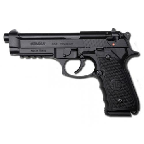 "Girsan Compact MC Semi-Auto Pistol, 9mm, Black, 4.3"" Barrel, 10 Round, CMC9RL?>"