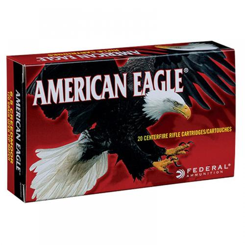 Federal American Eagle Ammunition 6.5 Creedmoor 120 Grain Open Tip Match AE65CRD2 - Box of 20?>