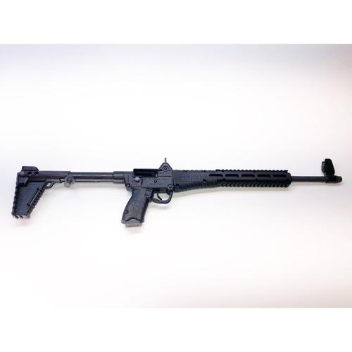 Kel-Tec Gen2 SUB-2000 Rifle, 9mm Luger, Glock Magazine, Black?>