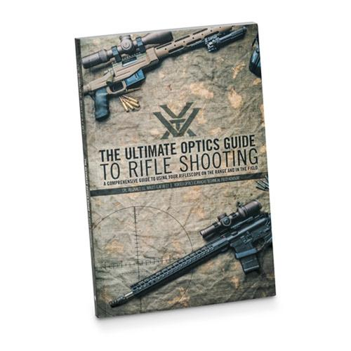 Vortex Optics The Ultimate Optics Guide to Rifle Shooting Book?>