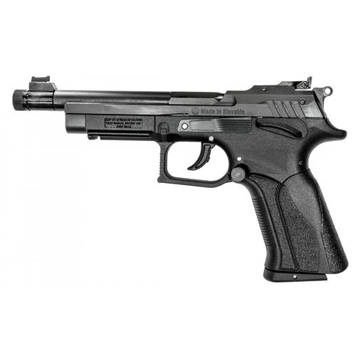 "Grand Power K22 TS6 Semi-Auto Pistol, .22LR, 6"" Threaded Barrel, 10 Rounds, Black, K22 TS6?>"