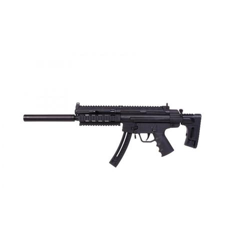 "German Sport GSG-16 Semi-Auto Rifle, .22LR, 16.25"" Barrel, Black, Non-Restricted?>"