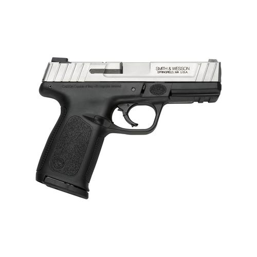 "Smith & Wesson SD9 VE, 9mm, Semi-Auto Pistol, 4.25"" Barrel, 10 Round, 10120?>"