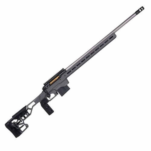 "Savage 110 Elite Precision Bolt Action Rifle 223 Rem 26"" Barrel MDT ACC Chassis Cerakote Grey 57555?>"