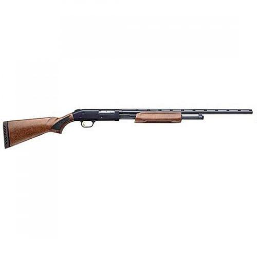 "Mossberg 500 Pump Action All Purpose Field Shotgun 20 Gauge 26"" Barrel Wood Stock?>"