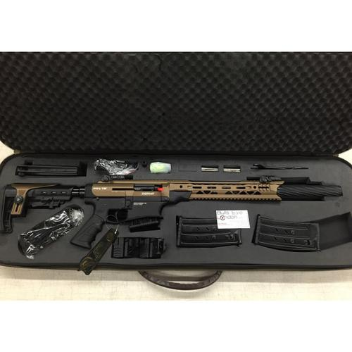 Derya MK-12 Semi-Auto Shotgun Two Tone Tan & Black, 12 Gauge, AS-102S?>