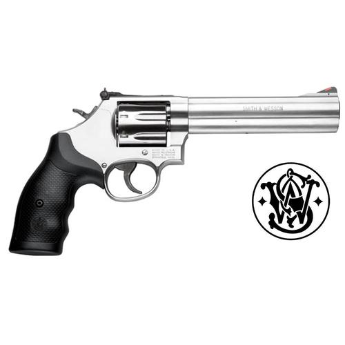 "Smith & Wesson Model 686 Plus Revolver, .357 Magnum, 6"" Barrel, 7 Round, 164198?>"
