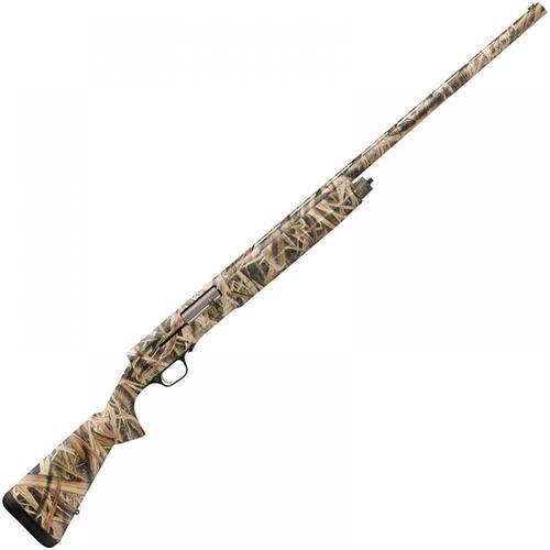 "Browning A5 Semi-Auto Shotgun 12 Gauge 30"" Barrel 4 Rounds Synthetic Stock MOSGB Camo 0118183003?>"