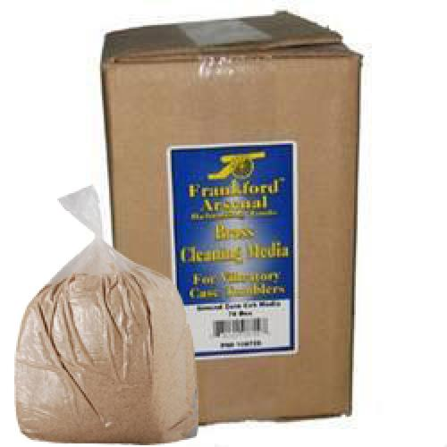 Frankford Arsenal Brass Cleaning Media Untreated Corn Cob 7lb 108729?>