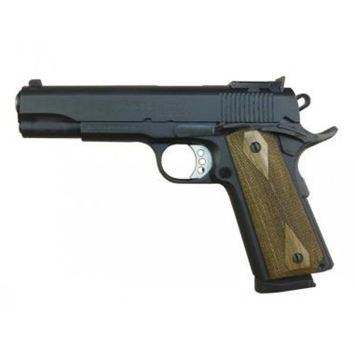 Tanfoglio Witness Custom 1911 Black Semi-Auto Pistol, 9mm?>