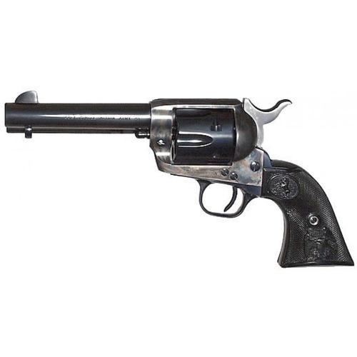 "Colt Single Action Army Revolver .45 Long Colt 4.75"" Barrel Case Hardened Finish P1840?>"