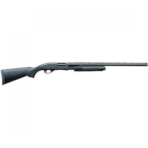 "Remington 870 Express Pump Shotgun 12 Gauge 26"" Barrel 3"" Chamber Synthetic Stock Black Finish 25589?>"