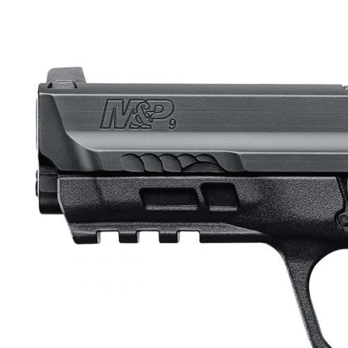 "Smith & Wesson M&P9 2.0 Carry & Range Kit, 9mm Semi-Auto Pistol, 4.25"" Barrel, 10 Rounds, No Thumb Safety 12487?>"