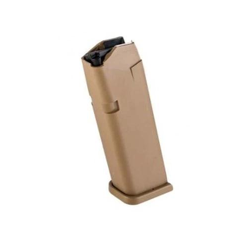 Glock 19x Magazine 9mm 10 Rounds Coyote Tan?>