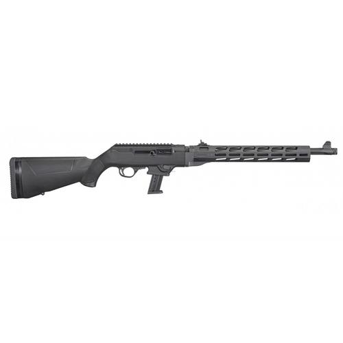 "Ruger PC Carbine M-LOK Handguard Semi-Auto Rifle, 9mm, 18.6"" Barrel, 19118?>"