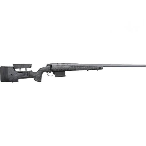"Bergara Premier HMR Pro Bolt Action Rifle 6.5 Creedmoor 24"" Heavy Barrel Cerakote Grey Finish BPR20-65MCHB?>"
