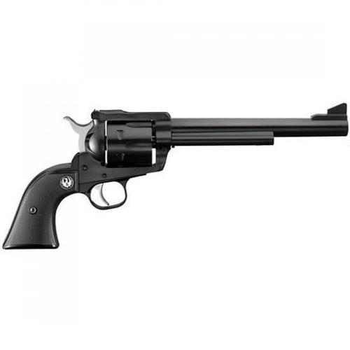 "Ruger New Model Blackhawk Single Action Revolver .45 LC 7.5"" Barrel 6 Rounds Rubber Grips Blued 0455?>"
