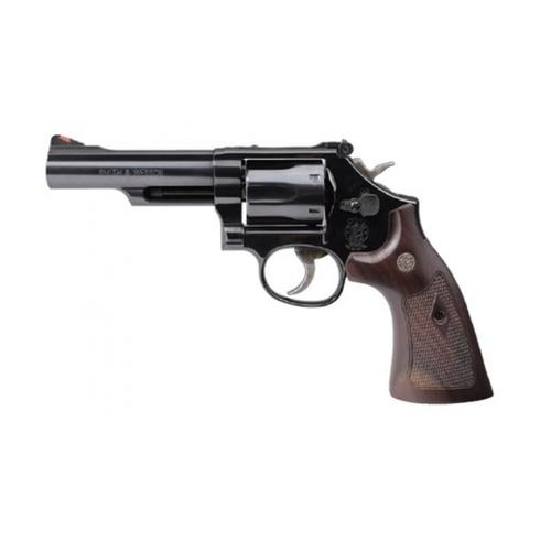 "Smith & Wesson Model 19 Revolver 357 Magnum / 38 Special 4.25"" Barrel 6 Rounds 12040?>"