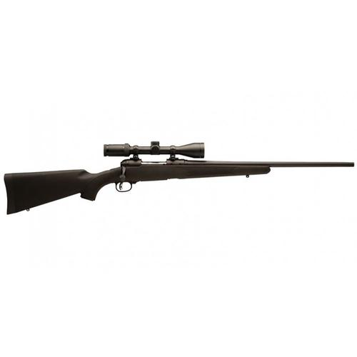 Savage Model 111 Trophy Hunter XP Synthetic / Blued, 7mm Rem Mag. with Weaver 3-9x40 Scope, 19849?>