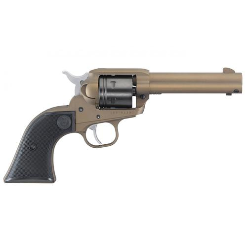 "Ruger Wrangler Single Action Revolver .22LR 4.62"" Barrel Burnt Bronze Cerakote 2004?>"