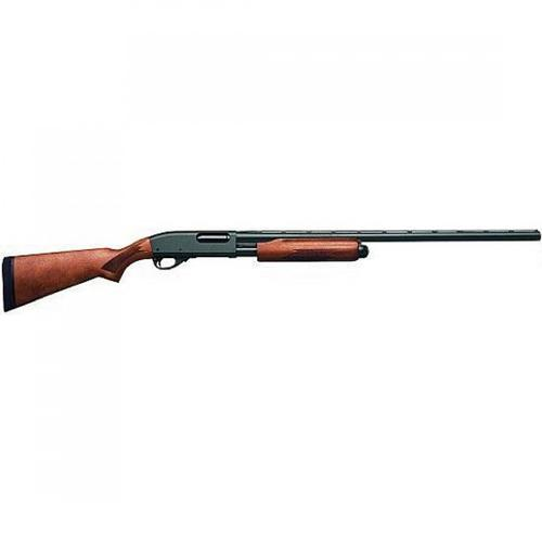 "Remington 870 Express Pump Shotgun 12 Gauge 26"" Barrel 3"" Chamber Hardwood Stock Black Finish 25569?>"