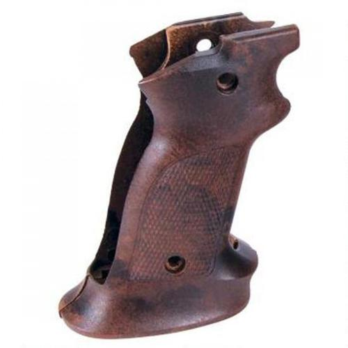 GSG 1911 Target Grips with 22 LR Magazine Extension, Flat Walnut Wood Finish, GER4110151?>
