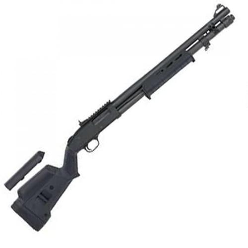 "Mossberg 590A1 Magpul Special Purpose Pump Action Shotgun 12 Gauge 20"" Barrel 3"" Chamber Cylinder Bore Ghost Ring Sights Magpul Stock Parkerized 51773?>"