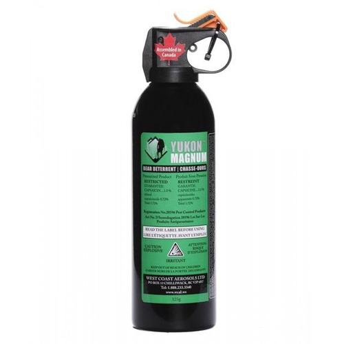 Yukon Magnum 325G 1% Capsaicin Bear Deterrent Spray 325YM?>