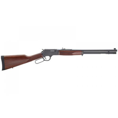 "Henry Big Boy Steel, Lever Action, .357 Magnum/.38 Special, 20"" Barrel, 10 Rounds H012M?>"