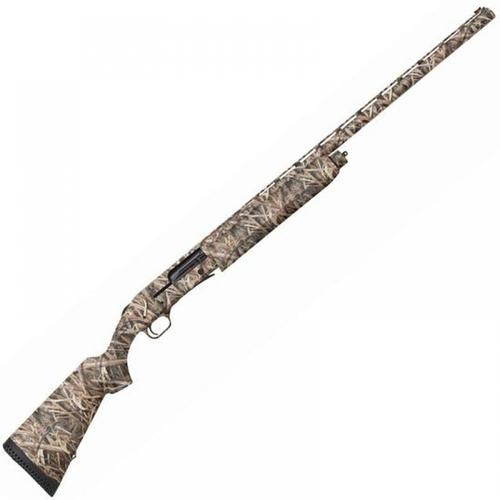 "Mossberg 935 Waterfowl Semi-Auto Shotgun 12 Gauge 3.5"" 28"" Vent Rib Barrel Synthetic Mossy Oak Shadow Grass 81023?>"