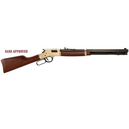 Henry Big Boy Lever Action .357 Magnum/.38 Special Rifle, H006M?>