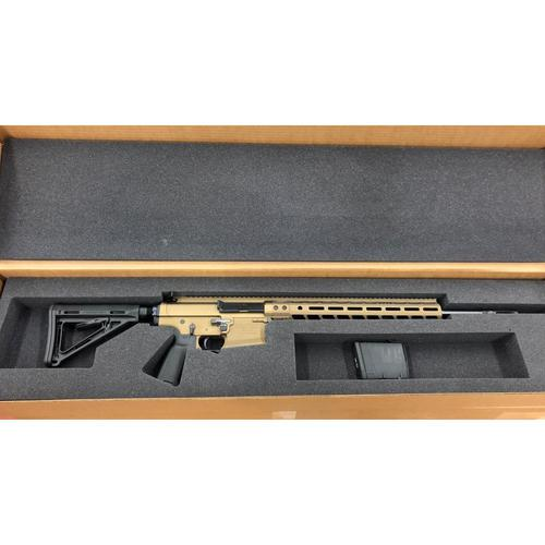 "Black Creek Labs BCL 102 MK7 Semi-Auto Rifle, 308 Win, 18.6"" Barrel, Burnt Bronze MK308BB?>"