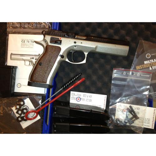 Cz 75 B - AllFirearms - largest firearms price comparison portal