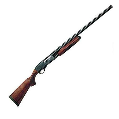 "Remington 870 Wingmaster Lightweight Pump Action Shotgun 20 Gauge 26"" Vent Rib Barrel 3"" Chamber Walnut Stock Blue 26949?>"