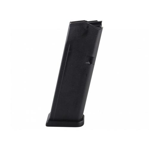 Glock 19 Gen4 Magazine, 9mm Luger, Polymer Black, 10 Rounds, MF10119?>