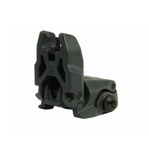Magpul MBUS Gen 2 Flip-Up Front Sight Handguard Height AR-15 Polymer Black MAG247-BLK?>