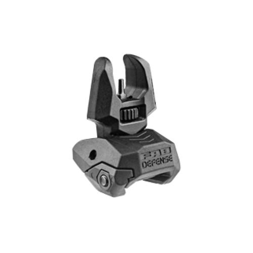 Fab Defense Front Back-Up Sight Black FBSBLK?>