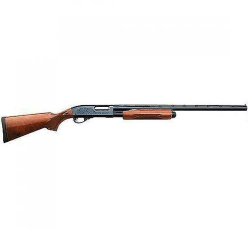 "Remington 870 Wingmaster Pump Action Shotgun, 12 Gauge, 28"" Barrel, 4 Rounds, 3"" Chamber, Walnut Stock, Blued Finish, 26927?>"