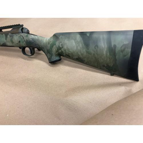 "Savage Model 10TR 308 Win. 24"" Barrel 19983, Hydro Dipped & Bronze Cerakote?>"