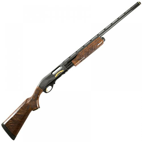 "Remington 870 200th Anniversary Limited Edition Pump Action Shotgun 12 Gauge 26"" Barrel Walnut Stock Blued 82089?>"