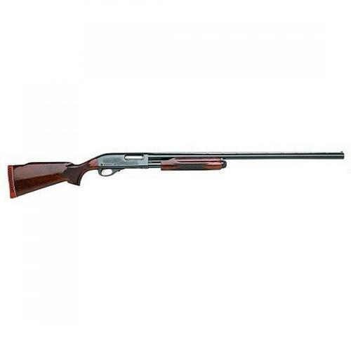 "Remington 870 Wingmaster Classic Trap Pump Shotgun 12 Gauge 30"" Barrel Monte Carlo Walnut Stock?>"