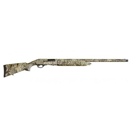 "Canuck Hunter Semi-Auto Shotgun, 12 Gauge, 28"" Barrel, Mossy Oak Duck Blind Camo?>"