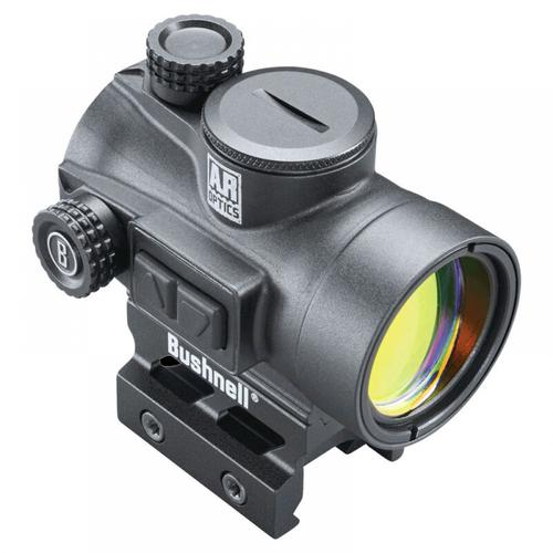 Bushnell AR Optics TRS-26 Red Dot Sight 1x 26mm 3 MOA Dot with Integral Hi-Rise Weaver-Style Mount AR71RXD?>
